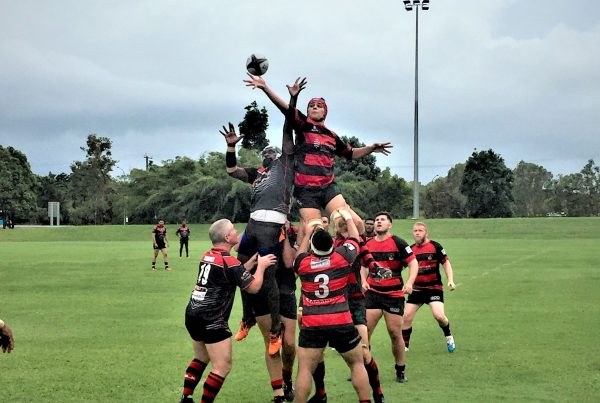 Rugby union Cairns pre season match